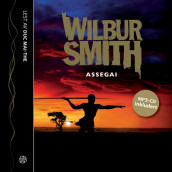 Assegai av Wilbur Smith (Lydbok-CD)