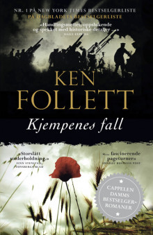 Kjempenes fall av Ken Follett (Heftet)