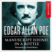 Manuscript found in a bottle av Edgar Allan Poe (Nedlastbar lydbok)