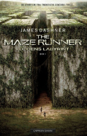 The maze runner. Bok 1. I dødens labyrint av James Dashner (Innbundet)