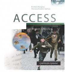 Access to English: Literature Teacher's CDs (2015) av Richard Burgess (Lydbok-CD)