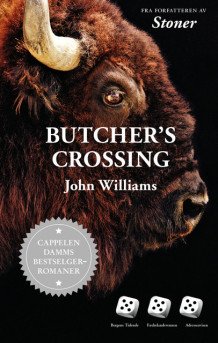 Butcher's Crossing av John Williams (Heftet)