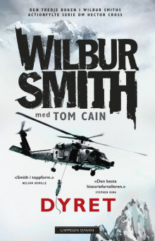 Dyret av Tom Cain og Wilbur Smith (Innbundet)