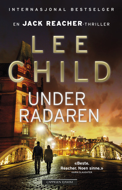 Under radaren av Lee Child (Innbundet)