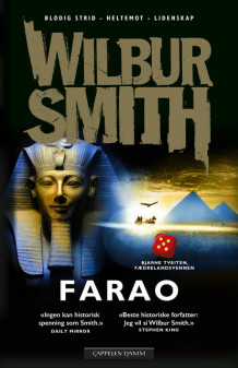 Farao av Wilbur Smith (Heftet)