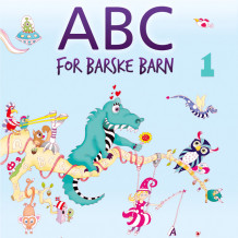 ABC for barske barn av Anne Østgaard (Nedlastbar lydbok)