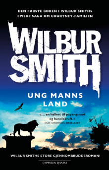 Ung manns land av Wilbur Smith (Heftet)