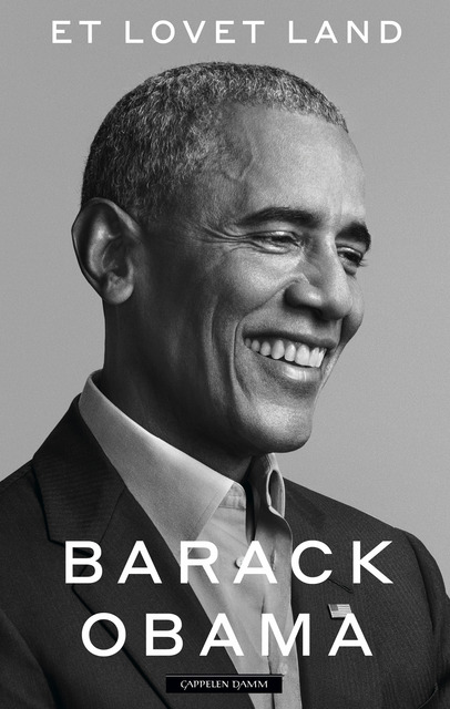 Et lovet land av Barack Obama (Innbundet)