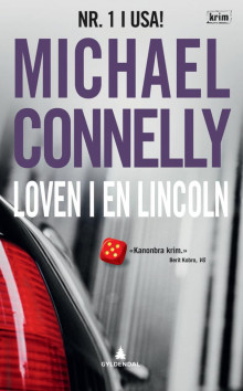 Loven i en Lincoln av Michael Connelly (Heftet)