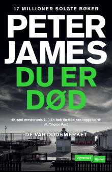 Du er død av Peter James (Heftet)