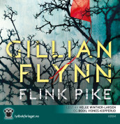 Flink pike av Gillian Flynn (Lydbok-CD)