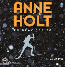 En grav for to av Anne Holt (Lydbok-CD)