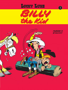Billy the kid av Goscinny (Heftet)