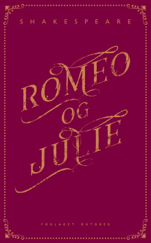 Romeo og Julie av William Shakespeare (Heftet)