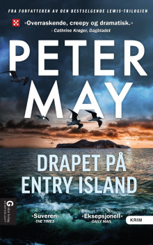 Drapet på Entry Island av Peter May (Innbundet)
