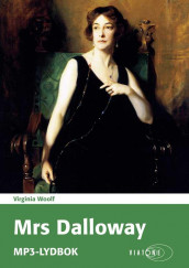 Mrs. Dalloway av Virginia Woolf (Nedlastbar lydbok)